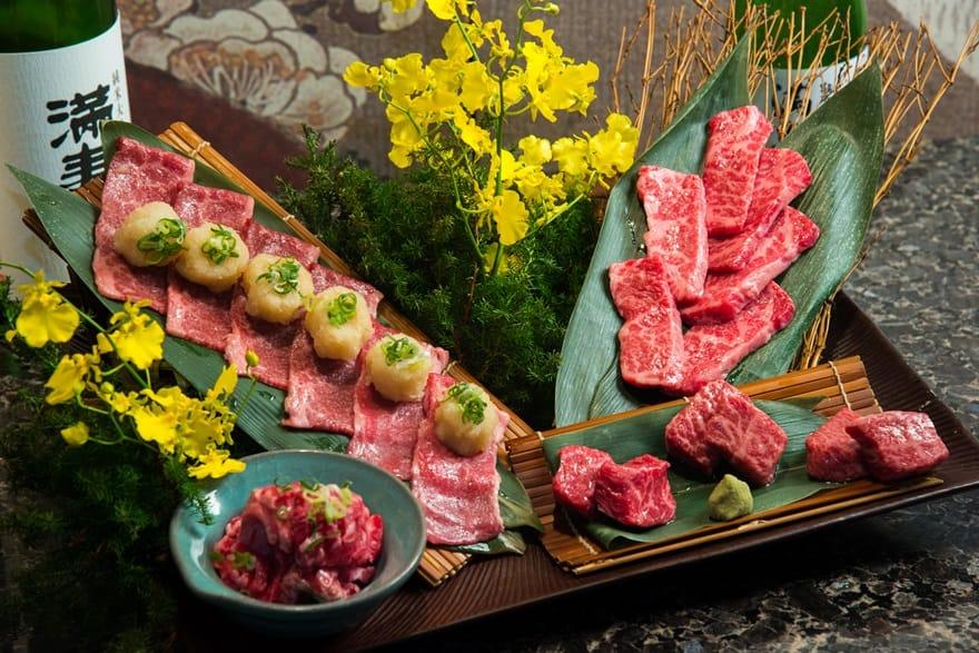 幸福就愛這一味 老乾杯日式燒肉餐廳