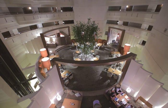 一人女子旅 香格里拉台南遠東國際大飯店