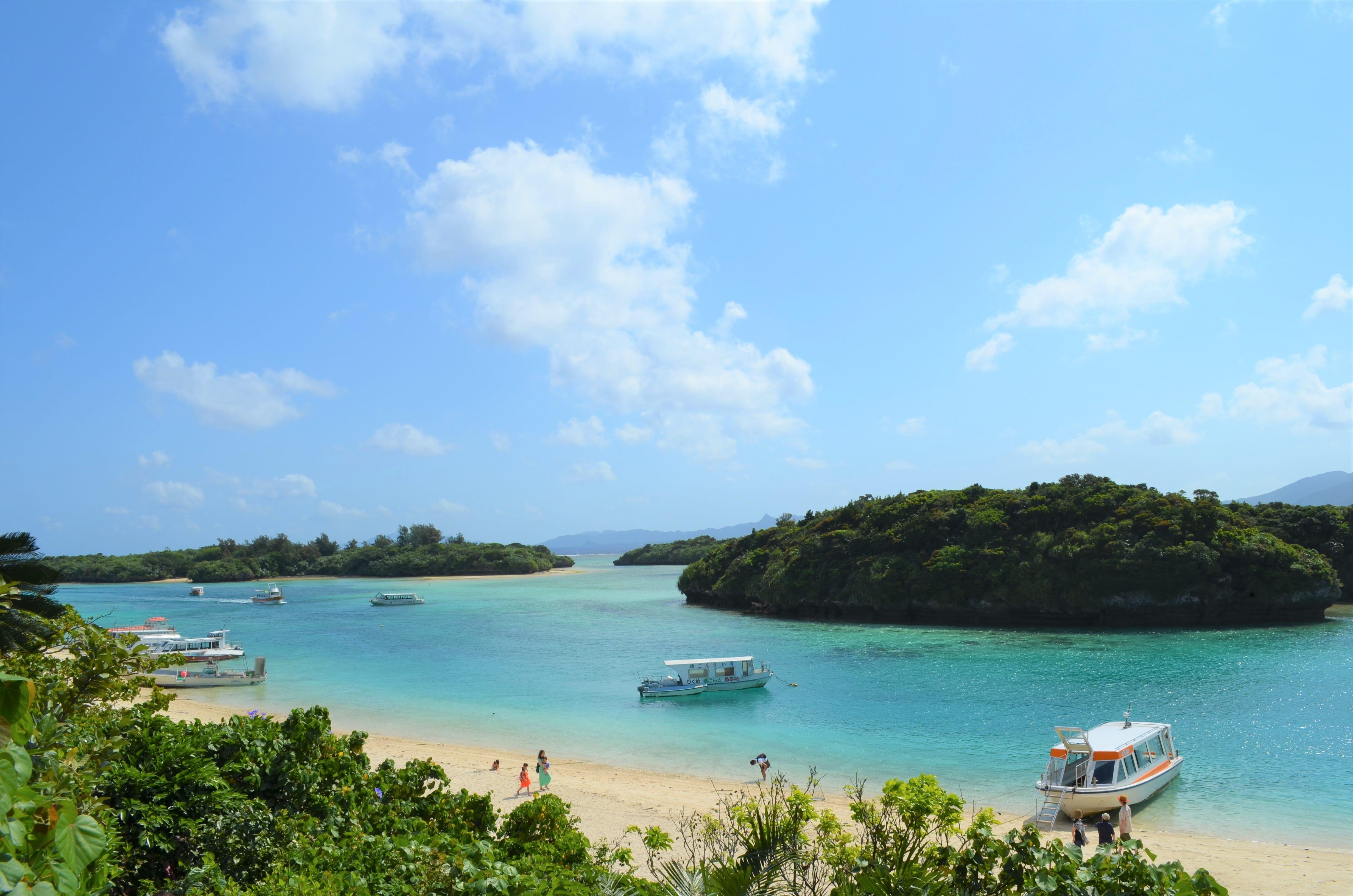 好攝!美到存照空間不夠用…「日本秘境百選之一」藍寶石石垣海島大公開!