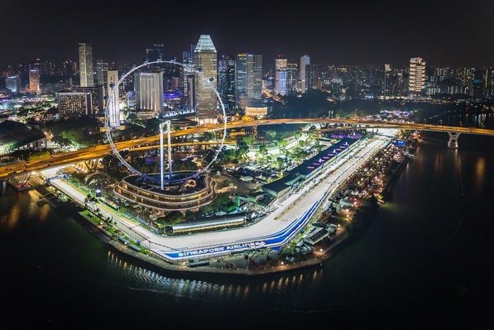 2018新加坡F1賽事搶票倒數!全方位體驗獅城「新」式嘉年華