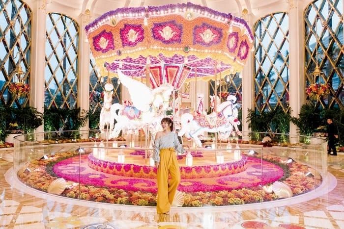 永利皇宮Wynn Palace 萬千寵愛 極致奢華的尊榮饗宴