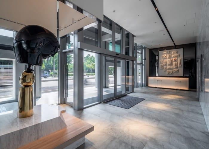 The Place Taichung台中大毅老爺行旅 旅店中的美術館