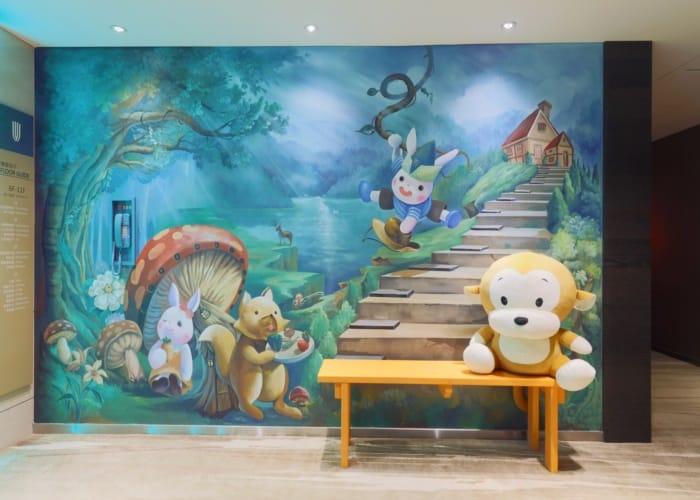 閱讀人文  彩繪童趣  宜蘭悅川酒店