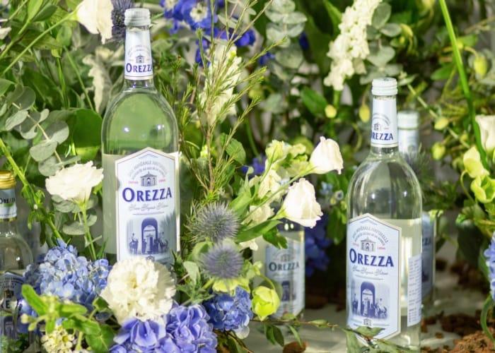 法國科西嘉島香檳級天然氣泡礦泉水  OREZZA 正式登台