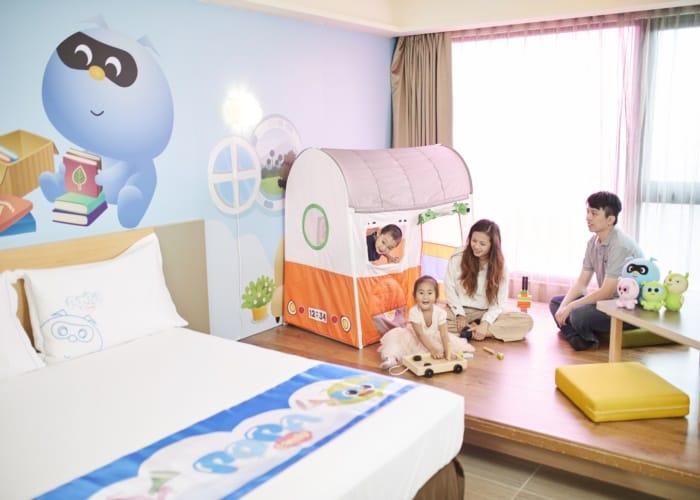 3天2夜玩不完 大人小孩都滿足 福容大飯店麗寶樂園店