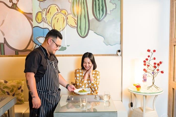 逛市場找旬味 煮一桌最有澎湖味的私廚
