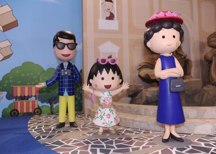 櫻桃小丸子展開奇幻的夢境冒險 穿越童年回憶幸福
