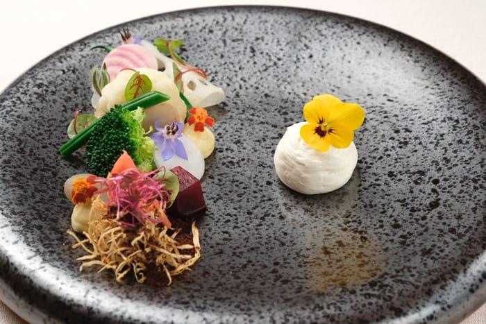伊豆半島美食饗宴 融入和魂的法國料理