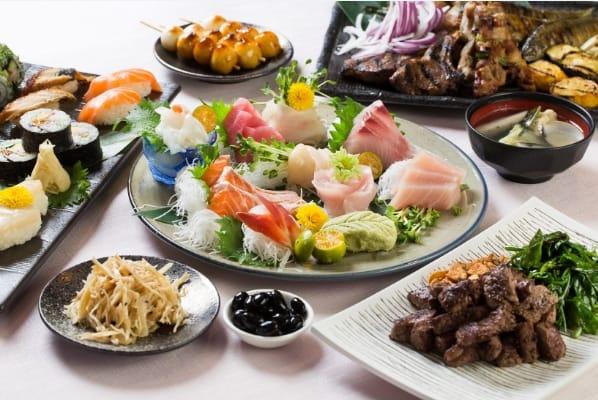 台北君悅振興券特別企劃 彩日本料理滿1000回饋518