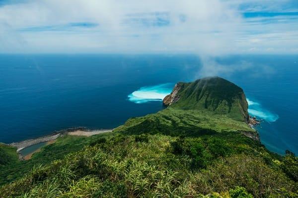 偽出國正夯 離島度假趣  放風去龜山島