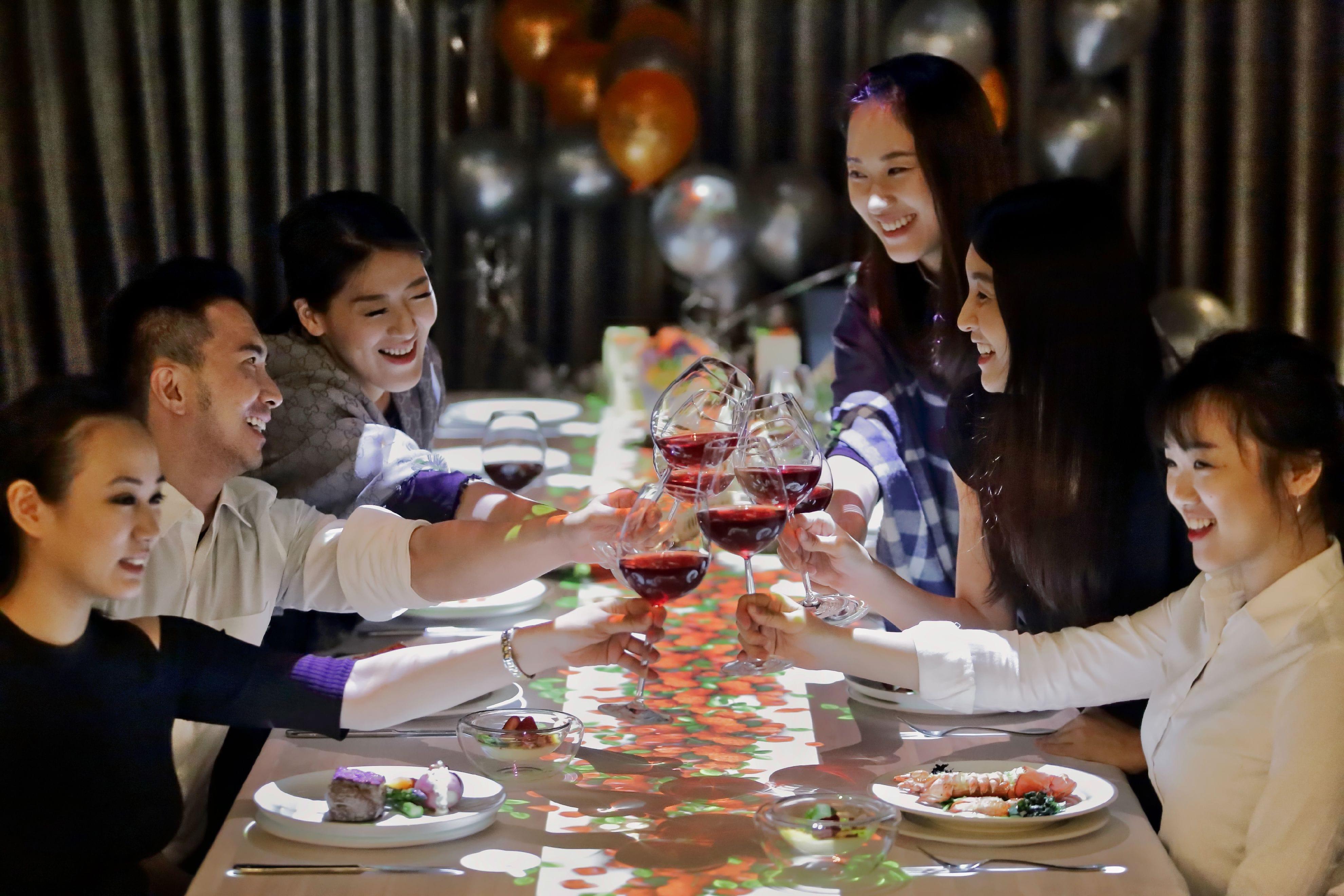 晶華酒店推出「全包式尾牙春酒郵輪派對」
