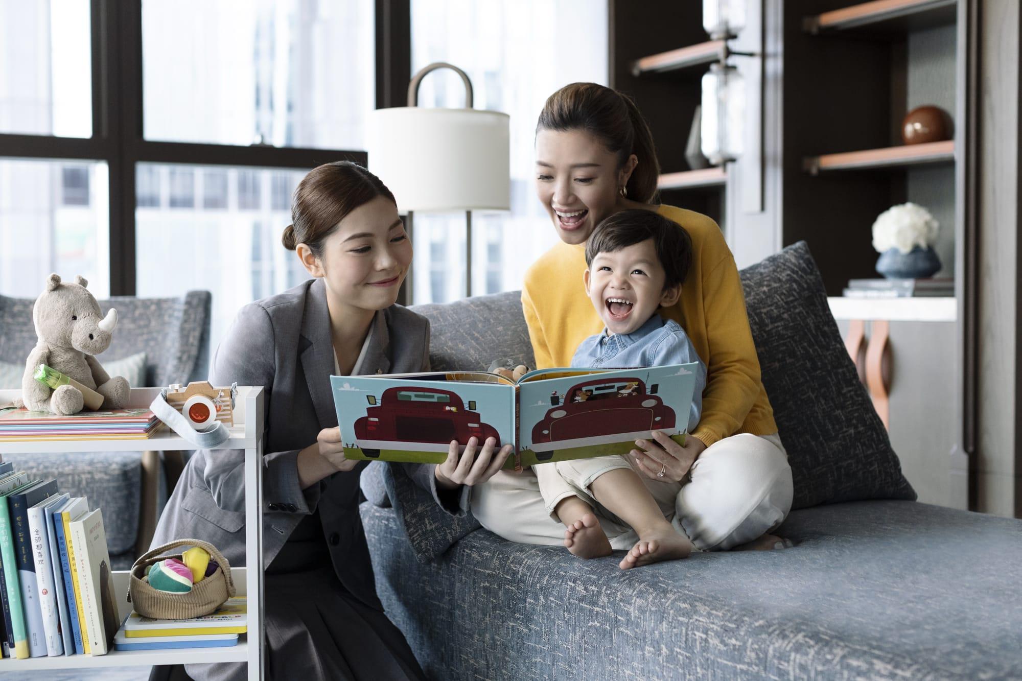 不同凡響的住宿體驗 澳門瑞吉酒店一次滿足全家人的需求