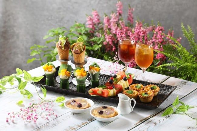 香格里拉台北、台南遠東國際大飯店與Mega50餐飲及宴會 聯手推出食宿優惠