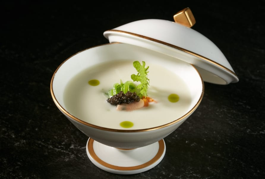 王品集團 THE WANG+鮮乳坊「米其林級濃湯」回味兒時點點滴滴