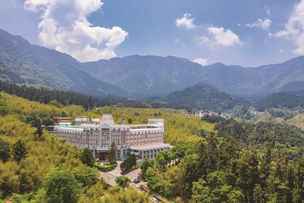 享受自然 體驗尊貴 避暑新天堂 溪頭米堤大飯店