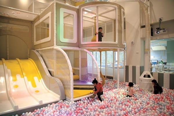 專為0-6歲幼兒設計 最懂小孩的親子飯店 想窩11餐旅館