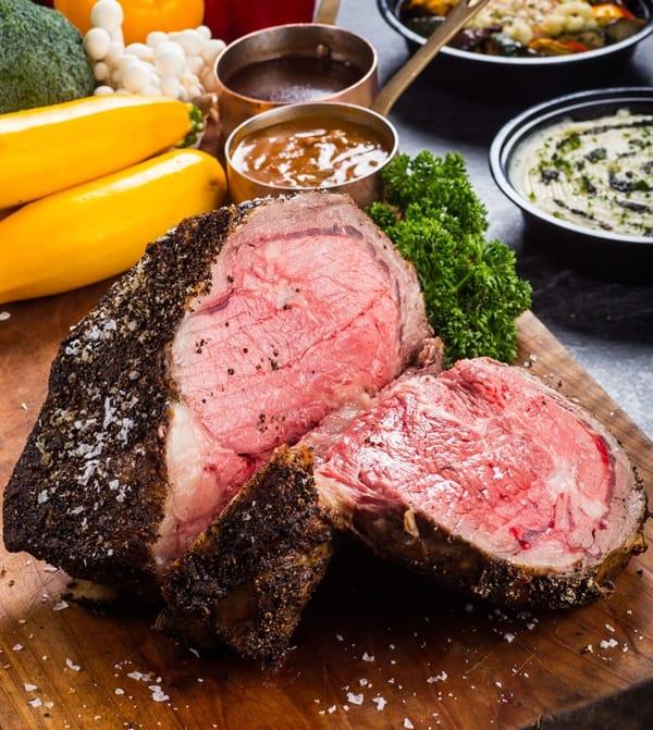 晶華美食到你家 CP值最高的五星牛排「雙人份厚切爐烤肋眼牛排套餐」限時折扣再升級
