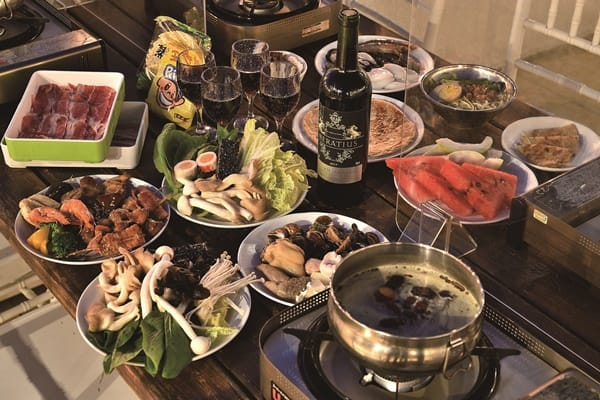 振興五倍券大方送 好食成雙x請你喝酒吃肉 向海那漾 Nayang Beach