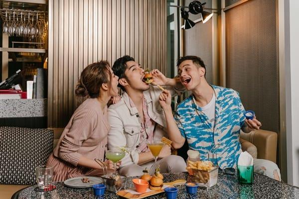 台北 W 飯店號召美食冒險家!年末推出「Feast-cation饗度假」專案